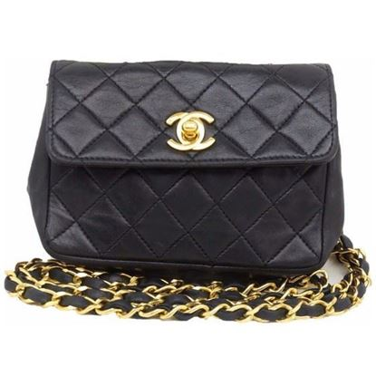 Image of Chanel timeless 2.55 extra mini crossbody bag
