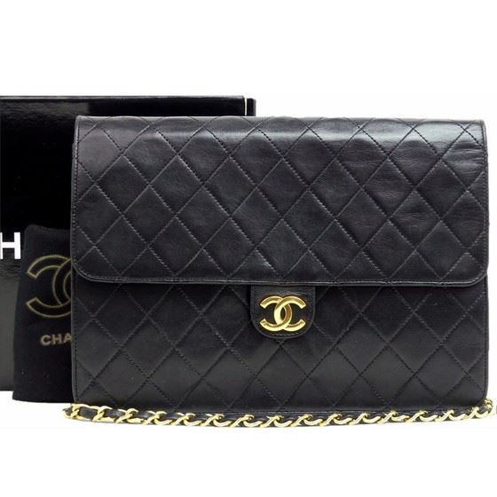 503c5a42d746 Vintage and Musthaves. Chanel 2.55 medium classic flap bag