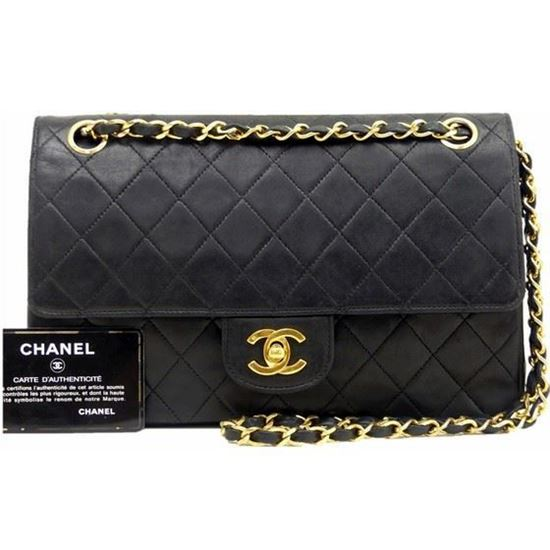 Vintage and Musthaves. Chanel 2.55 medium timeless double ...