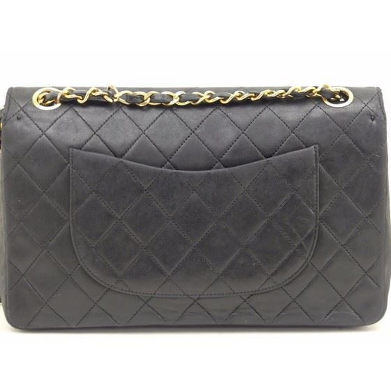Picture of Chanel 2.55 medium timeless double flap bag