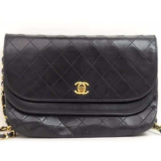 Picture of Chanel timeless classic double flap bag