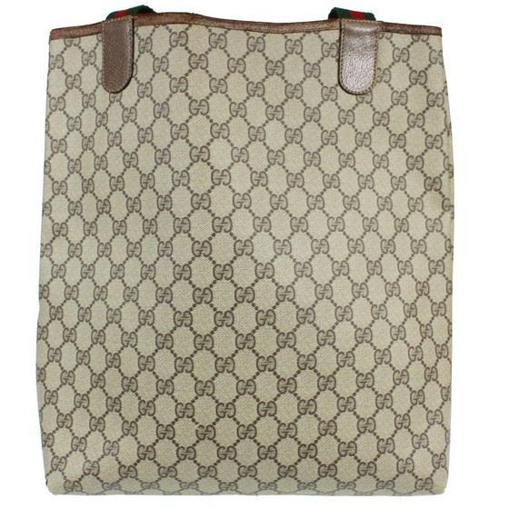 3278ed1918d6 Vintage and Musthaves. Gucci tote shopper bag