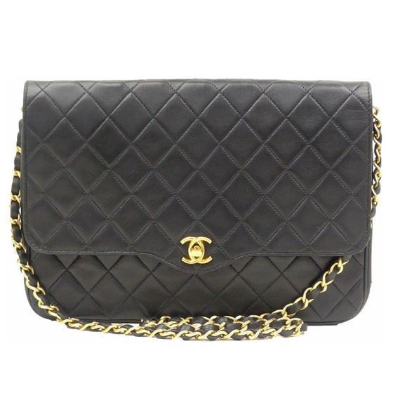b33cf534519c Vintage and Musthaves. Chanel classic 2.55 timeless medium flap bag