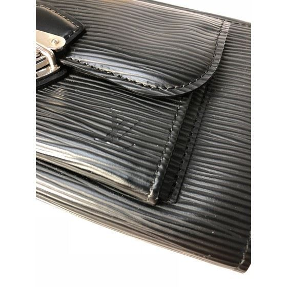 Picture of LOUIS VUITTON BLACK EPI LEATHER WALLET