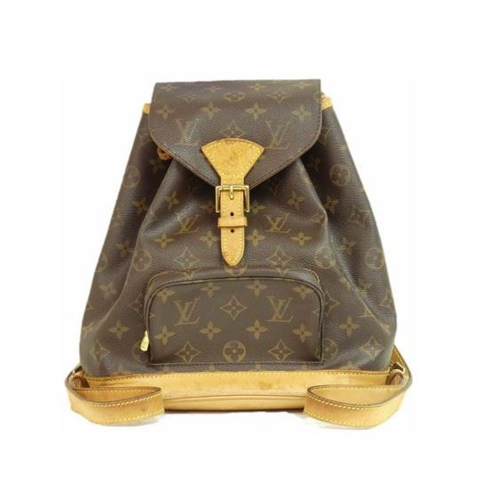 1b0b3103a961 Vintage and Musthaves. LOUIS VUITTON Monogram Montsouris GM Backpack