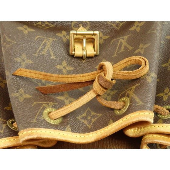 Picture of LOUIS VUITTON Monogram Montsouris GM Backpack