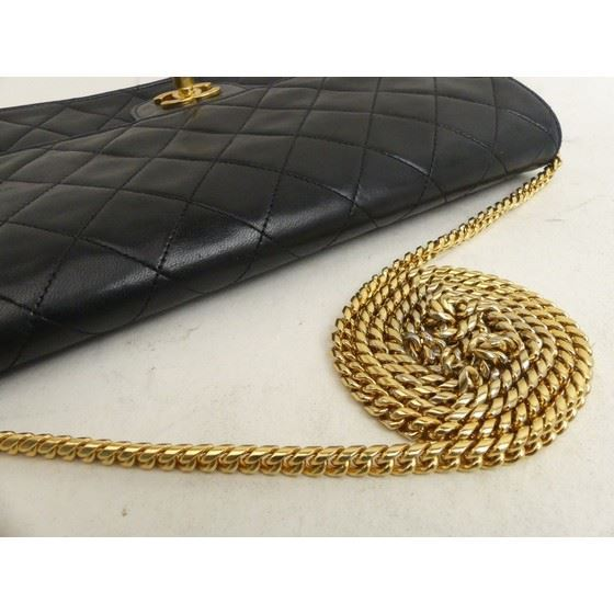 Picture of Chanel 2.55 timeless gold chain bag