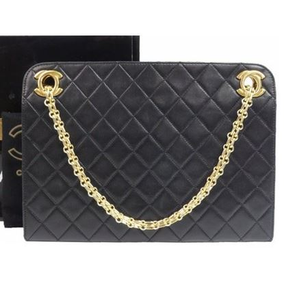 Image of SPECIAL PIECE: Chanel bag with  mademoiselle chain