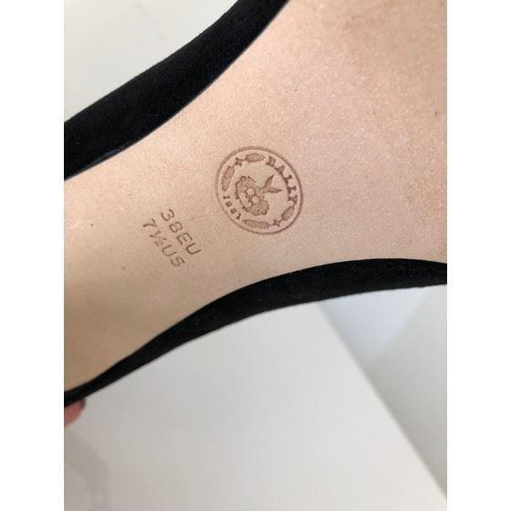 Picture of Bally peeptoe heels