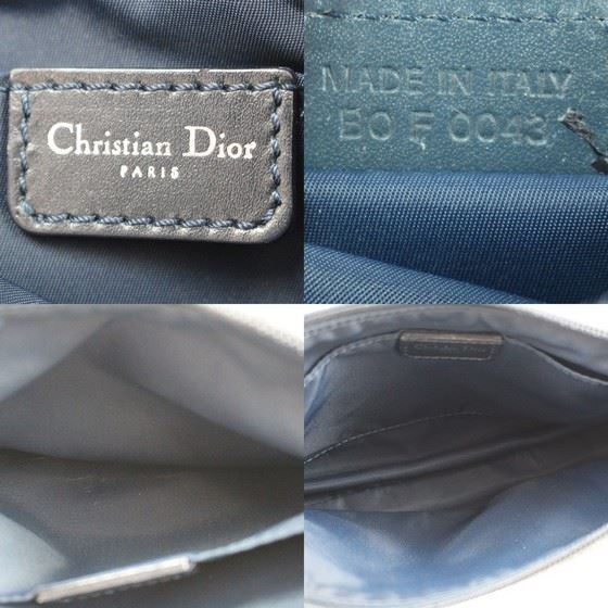 Picture of Christian Dior trotter logo small bag