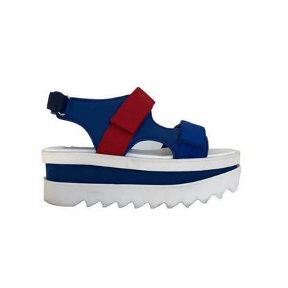Image of Stella McCartney platform sandals