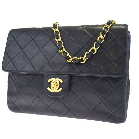 0c8828a70962 Vintage and Musthaves. Chanel timeless 2.55 timeless classic mini bag