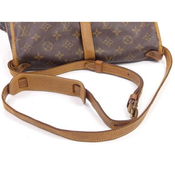 Picture of LOUIS VUITTON, SAUMUR 30 monogram messenger bag