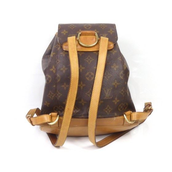 Picture of LOUIS VUITTON Monogram Montsouris MM Backpack