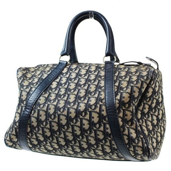 Picture of christian dior boston handbag