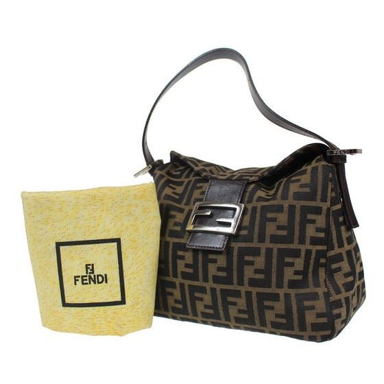 Picture of Fendi Zucca Pattern handbag