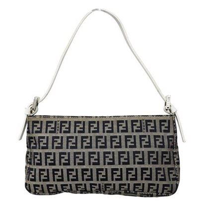 Image of CFendi Zucca Pattern bag