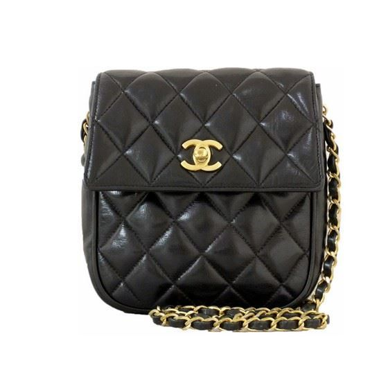 f0a40706eb35 Vintage and Musthaves. Chanel classic flap crossbody bag