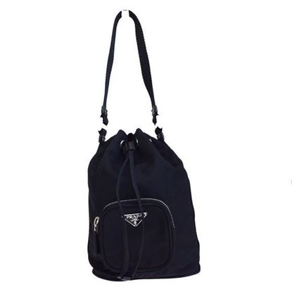 Image of Prada vela bucket bag