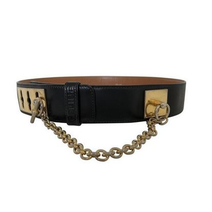 Image of Celine dog collar - lock belt