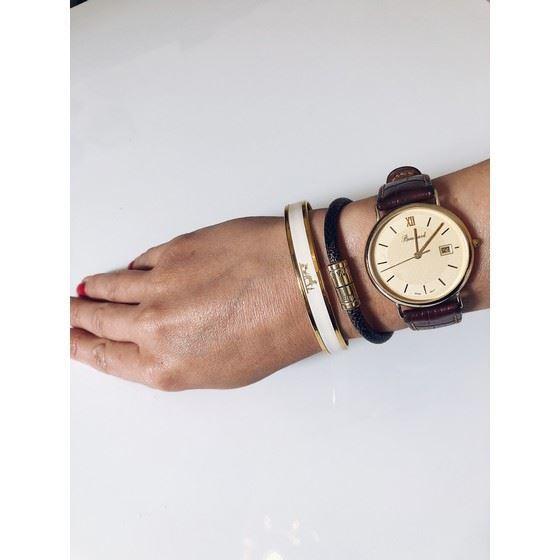 Picture of Louis Vuitton keep it damier gold bracelet