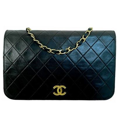 Image of Chanel 2.55 timeless full lap 4-way classic bag