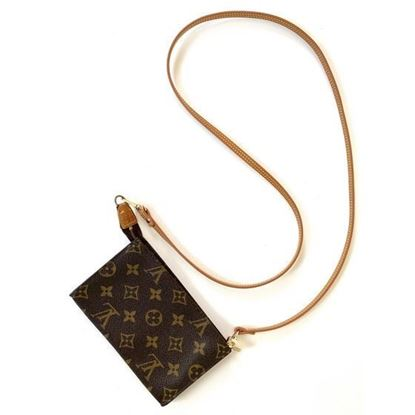 Image of Louis Vuitton crossbody clutch/pouch