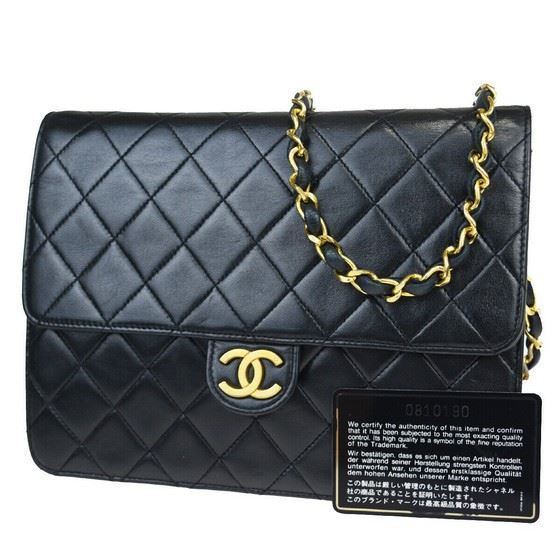 Picture of Chanel 2.55 timeless classic flap bag