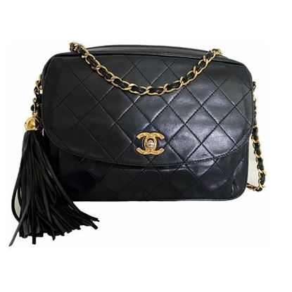 Image of Chanel classic crossbody bag