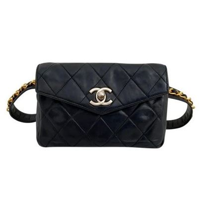 Image of Chanel classic timeless bumbag