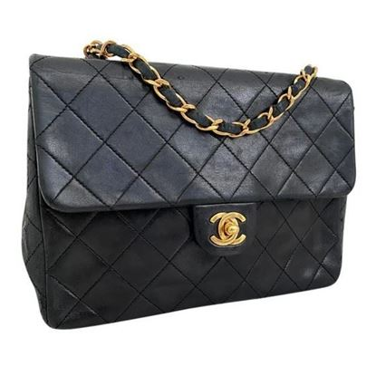 Image of Chanel timeless classic 2.55 crossbody bag